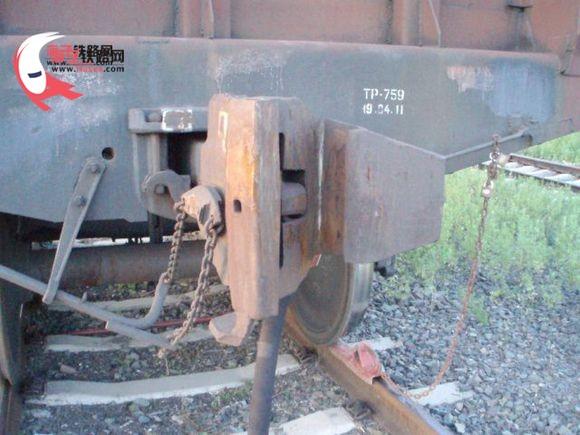 火车车钩发展的过程
